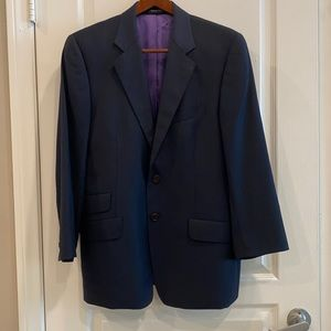 Mens Paul Smith London Suit Size 38R Made in Italy